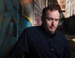 Aaron Chapman, author Rebecca Blissett Photography