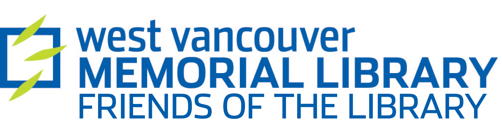 friends of the library logo 2013